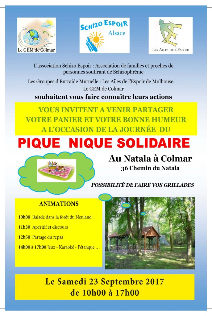 Flyer Pique Nique A5